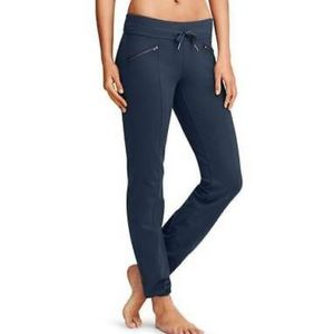 Athleta slouch pants Navy blue women's size small